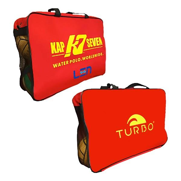 BALLS BAG TURBO + K7