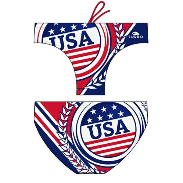 MEN WP SUIT WATERPOLO USA 2020